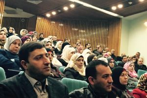 بمشاركة 669 معلم ومعلمة من مختلف المحافظات الشمالية اتمت مؤسسة فيصل الحسيني تعميم دليلين من ادلتها التعليمية