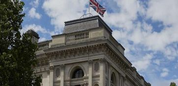 وزارة الخارجية البريطانية تعرب عن الاسى لوفاة الحسيني
