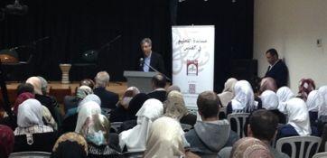 مؤسسة فيصل الحسيني تختتم احتفالات بتكريم 1575 طالب وطالبة من عشر مدارس في القدس شاركوا بمسابقة القراءة