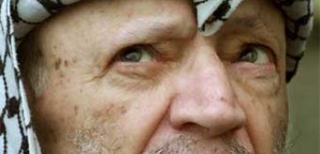 الرئيس ياسر عرفات